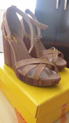Sandalia color nude, CORRIENTES CAPITAL