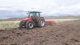 Vendo tractor agricola massey ferguson 4255