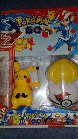 Pokemon color Amarillo