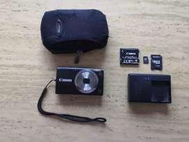 Cámara Canon Powershot A2300 HD 16mpx