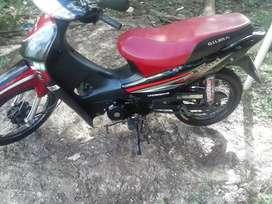 Vendo moto como nueva digna de ver