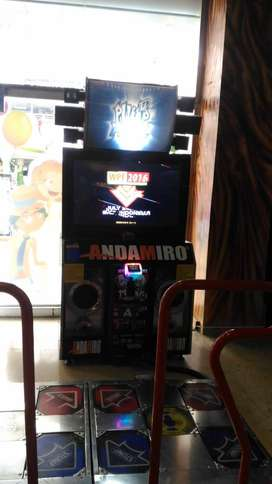 Simulador baile  PUMP IT UP PRIME LCD 42'