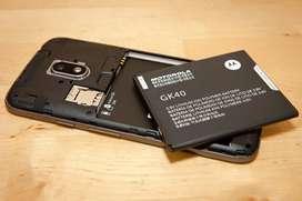 Bateria Motorola G4 Play Moto G5 Gk40 Original Obelisco