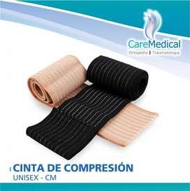 Venda De Compresion Elástica Crossfit - 1 Unidad - Ortopedia Care Medical
