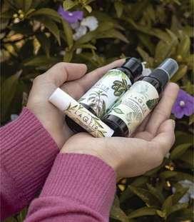 Kit Frescura Herbal - Declaración de amor, bienestar y autocuidado.