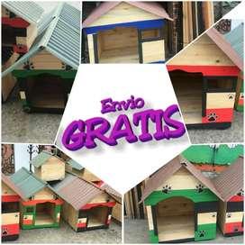 Casa de Perros Envío Gratis Casas