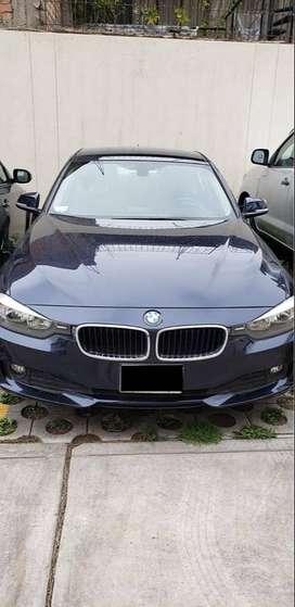 Elegante BMW Serie 3 316i Berlina Aut.busca nuevo dueño.