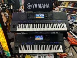 Teclado Yamaha psr SX900 y la SX700 y otros teclados