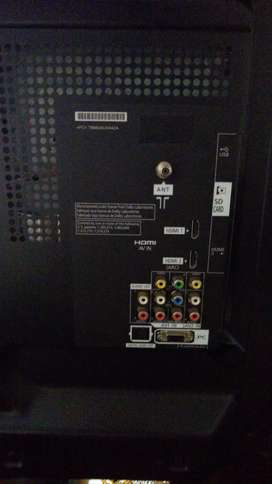Televisor LCD en exelentes condiciones