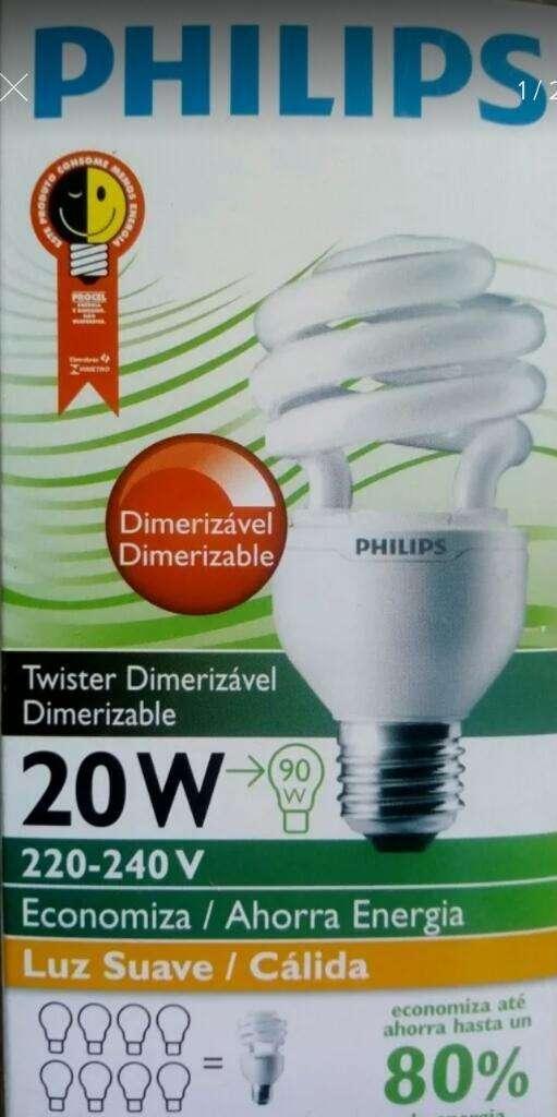 Foco Philips Dimerizable 20w - Espiral 0