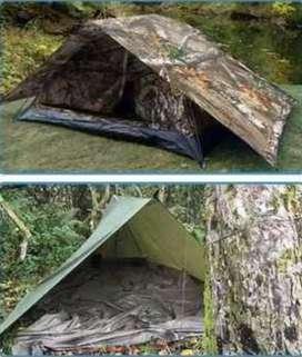 Sobrecarpa camping