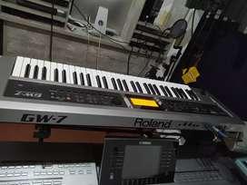 Sintetizador Roland gw7
