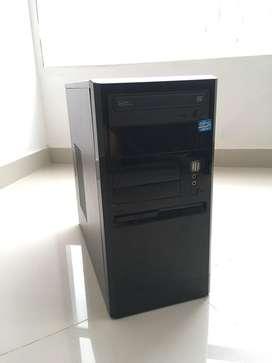 Cpu corei3 3220 4gb ram 500 disco duro