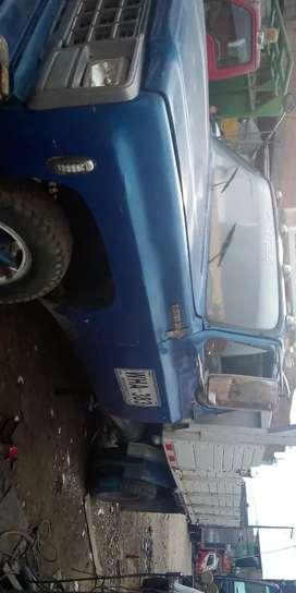 Vendo camioneta para depósito o ferreteria en muy buen estado recién reparada freno de aire troque 500 reforzada