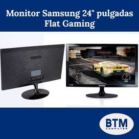 Monitor Samsung S24D332H 24 pulgadas Flat Gaming
