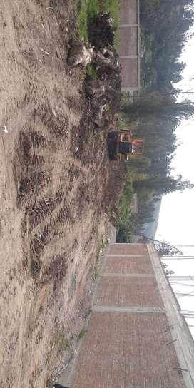 Venta terreno en Curibamba 500m2