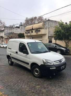 Peugeot Partner confort, furgon 1.4 2014.