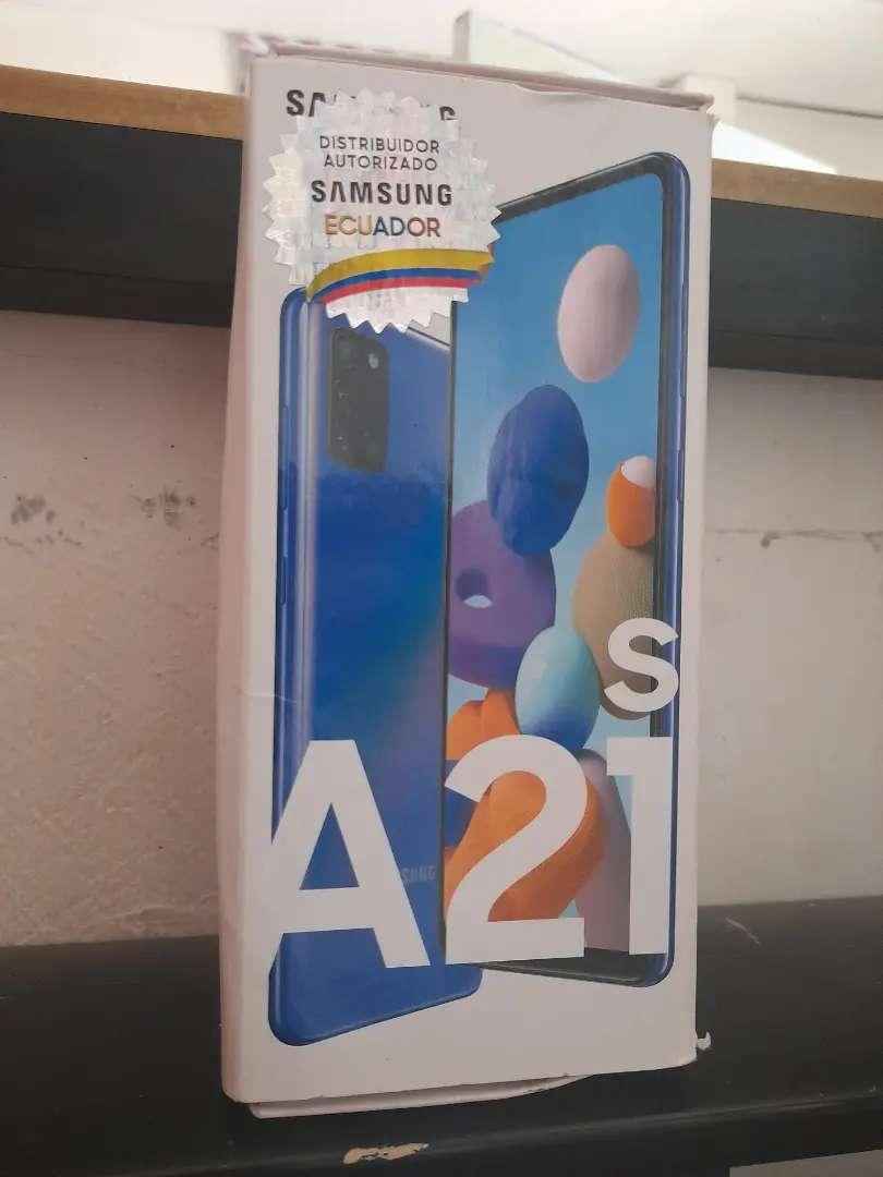 Samsung A21s 0