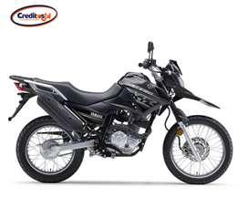 Moto Yamaha XTZ 150cc (2021)