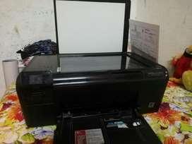 Impresora Hd Photosmart C4680 Tactil