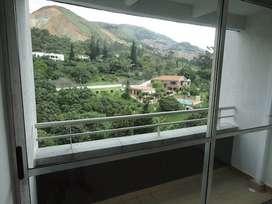 Apto en Madera con excelente vista
