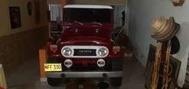 Toyota fj 43 original, único dueño