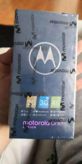 Motorola fusion nuevo