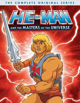 He-Man and the Masters of the Universe - La Serie Completa