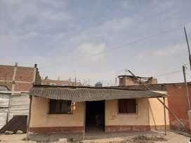 Venta casa como Terreno 200 m2 Pachacutec- Ventanilla