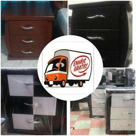 Mesas de Noche Vintage Fabriccion Direct