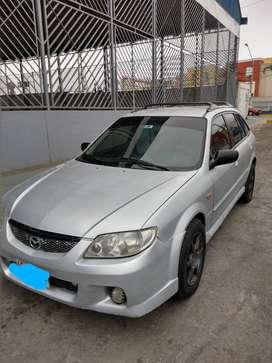 Mazda familia SPORT 2001