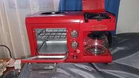 Excelente y practica mini-cocina personal portátil eléctrica para estrenar