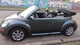 Vendo Volkswagen New Beetle Sport cabriolet