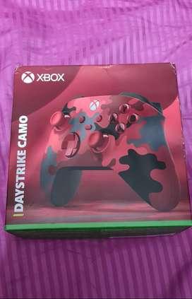 Joystick Xbox Daystrike Camo Special Edition