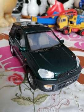 Carrito colección Toyota rav