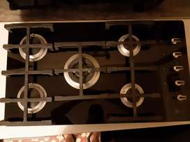 Cooktop a gas General Electric
