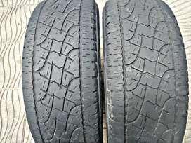 255 70 r16 Pirelli