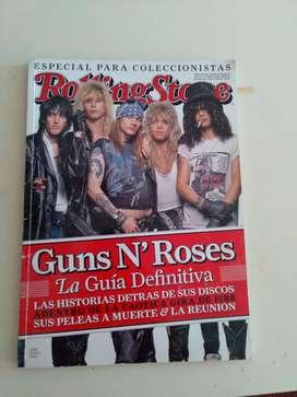 Revista Rolling Stone, Guns N' Roses