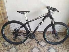 Bicicleta GW 9 velocidades