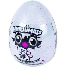 Rompecabezas - Hatchimals