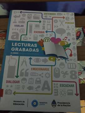 Vendo Libro : Lecturas Grabadas