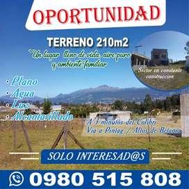 Hermoso Terreno, Valle de los Chillos
