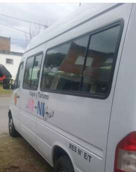 Vendo combi Mercedes sprinter 2010