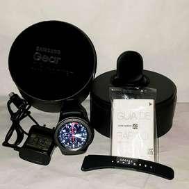Samsung Gear S3 Frontier 46mm Smartwatch+garantizo Estado10/10