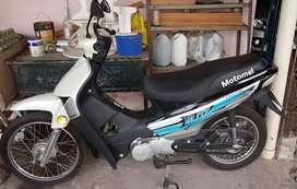 Vendo Moto Blitz