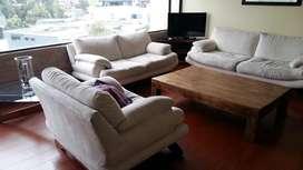 Departamento en renta en la Granda Centeno. Por meses, Centro Norte de Quito