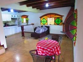 Alquilo Hermosa Cabaña en Santa Elena