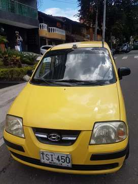 Se vende taxi atos modelo 2009