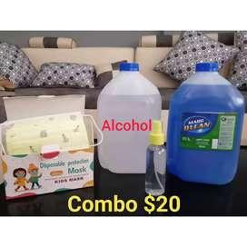 Venta de productos de limpieza para el hogar