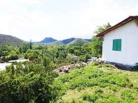Vendo Casa con Terreno en zona turística en San Luis * 28.000 Dolares